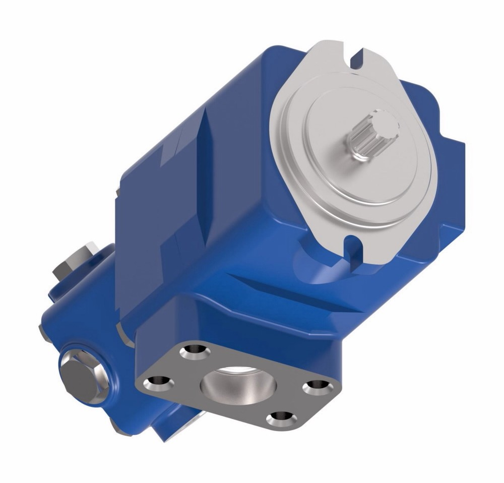 Vickers PVQ13-A2R-SS1S-20-C14-12 PVQ Series Piston Pump