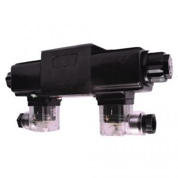 Yuken BST-03-V-2B3A-D12-47 Solenoid Controlled Relief Valves