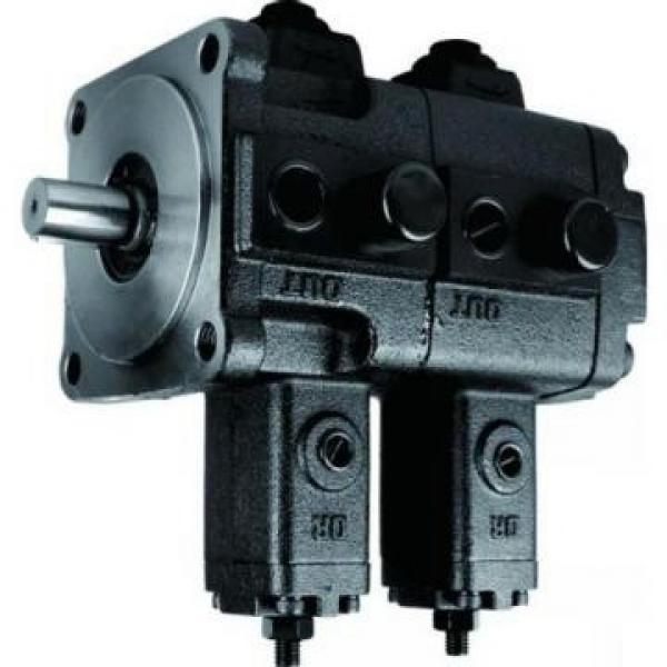 Nachi PZ-3A-10-70-E1A-10 Load Sensitive Variable Piston Pump #3 image