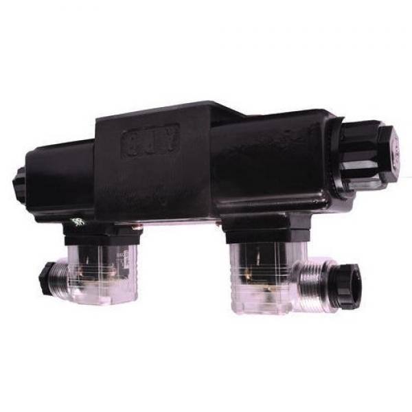 Yuken DSG-01-3C11-D12-C-N1-70 Solenoid Operated Directional Valves #1 image