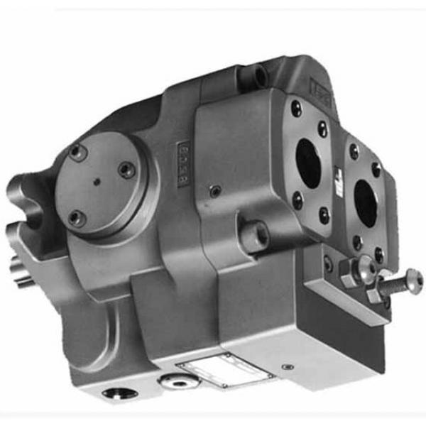 Yuken PV2R23-26-76-F-RAAA-41 Double Vane Pumps #2 image